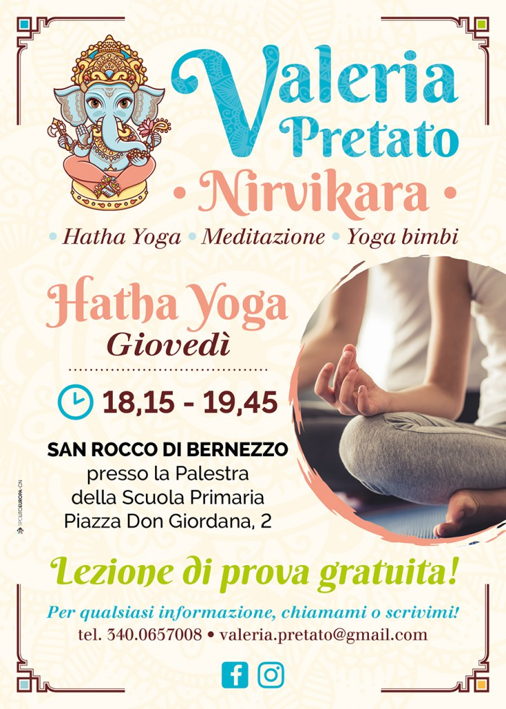 Hatha yoga integrale per adulti